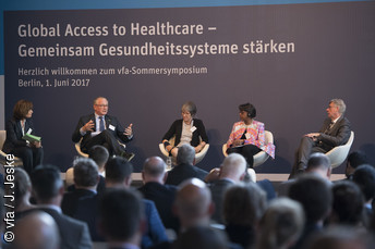 vfa-Sommersymposium am 01. Juni 2017 in Berlin
